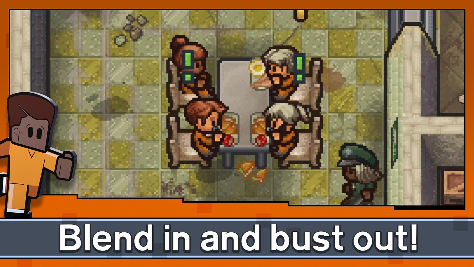 逃脱者2(The Escapists 2) 游戏截图4