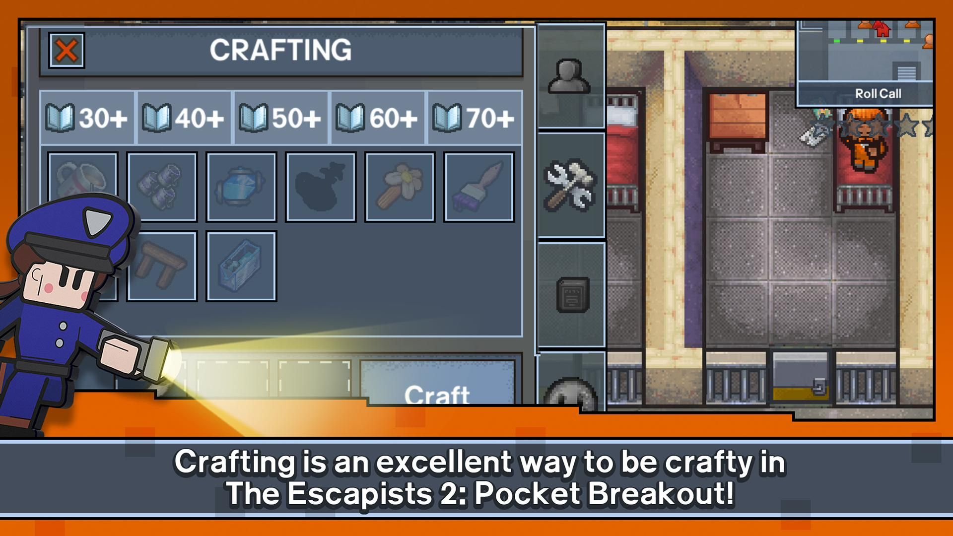 逃脱者2(The Escapists 2) 游戏截图5