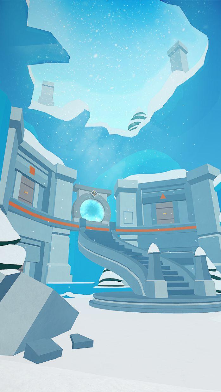 遥远寻踪3:北极逃生 游戏截图1