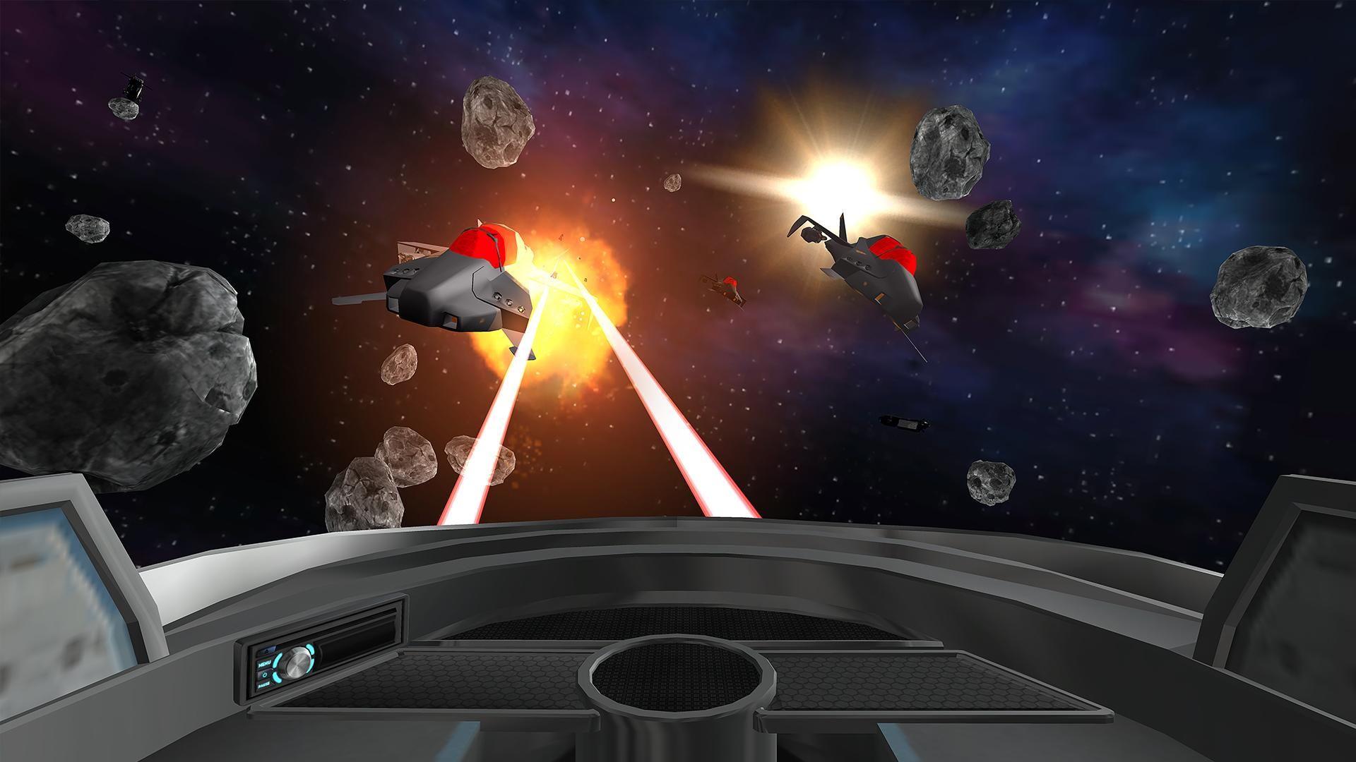 模拟山羊:太空废物 游戏截图3