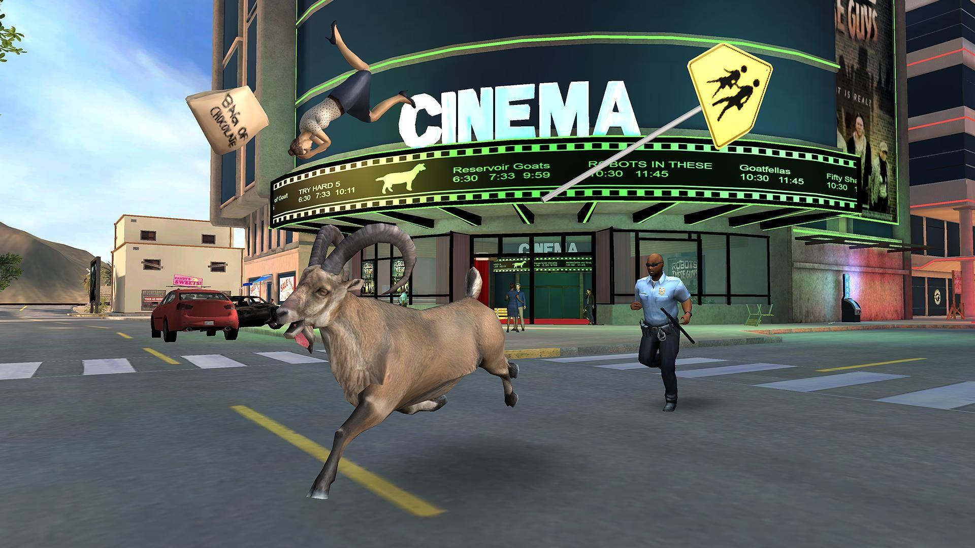 模拟山羊:收获日 游戏截图4