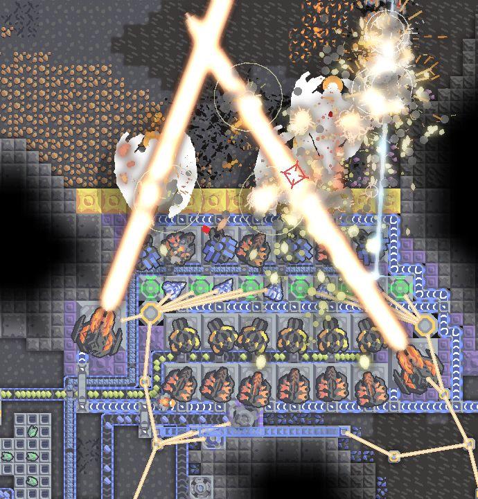 Mindustry(测试版) 游戏截图1