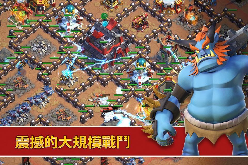 武士攻城记 游戏截图2