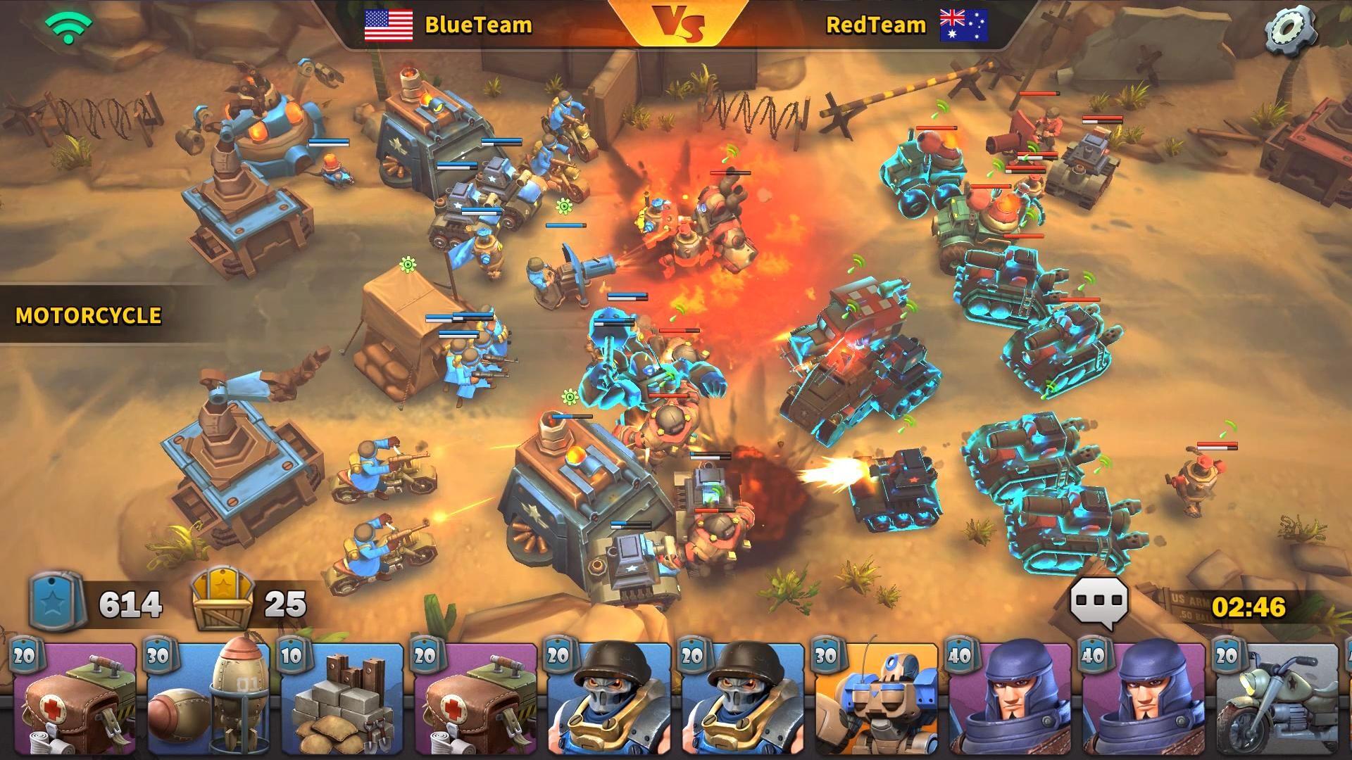 Battle Boom 游戏截图4