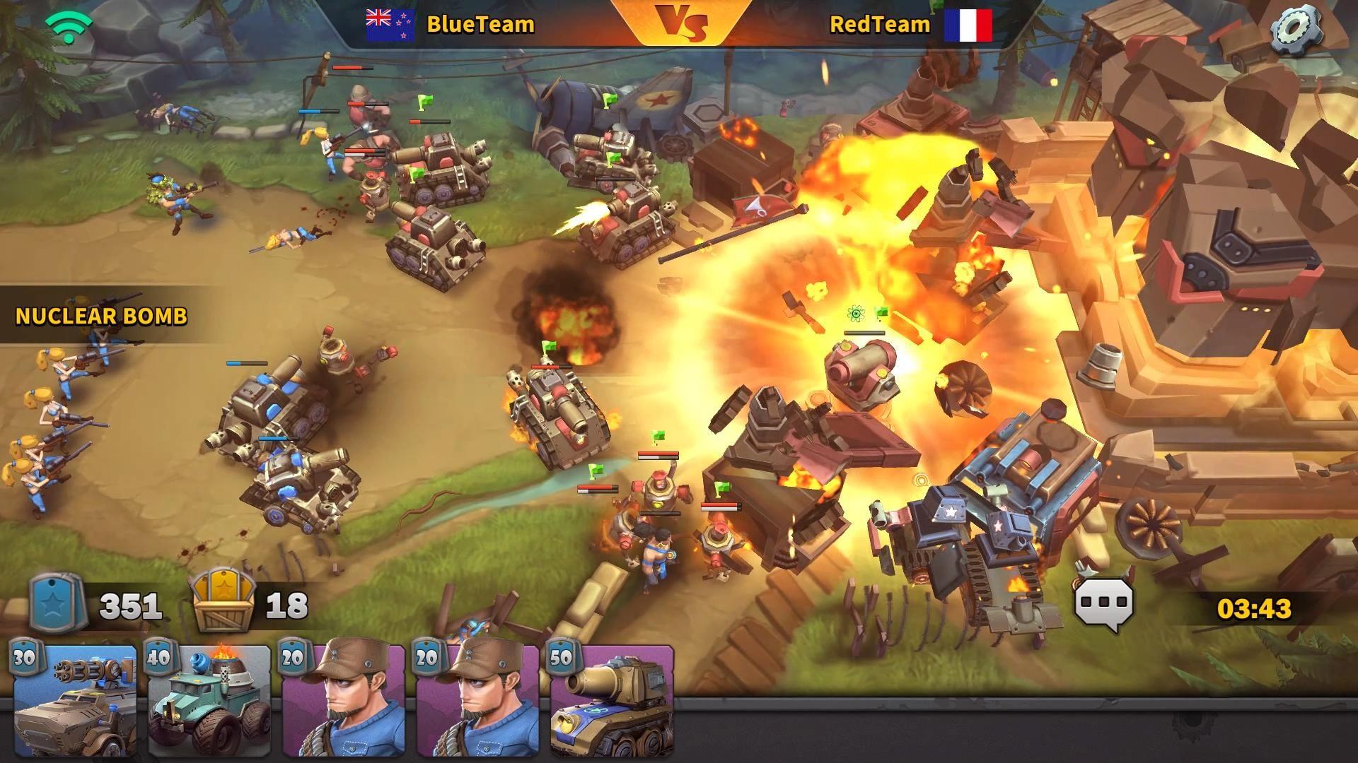 Battle Boom 游戏截图5