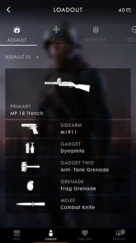 Battlefield™ Companion 游戏截图3