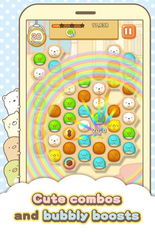 Sumikko Gurashi-Puzzling Ways 游戏截图3