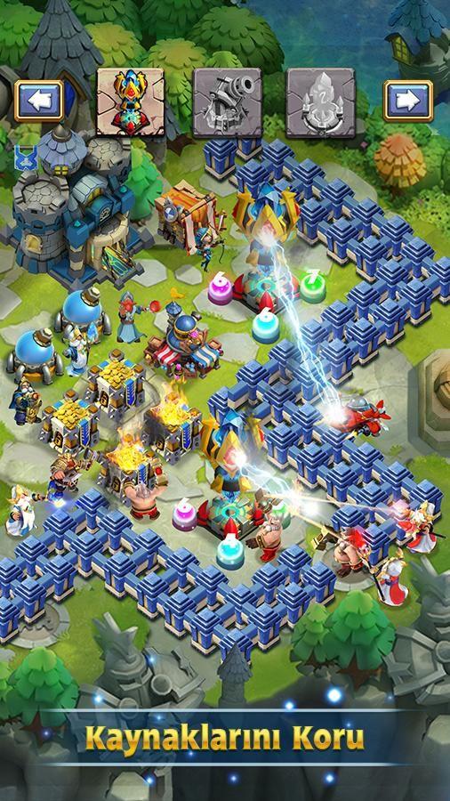 城堡争霸 - 阵营守护神(土耳其服) 游戏截图3