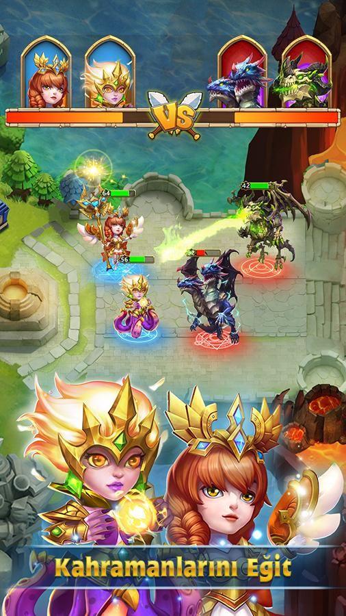 城堡争霸 - 阵营守护神(土耳其服) 游戏截图4