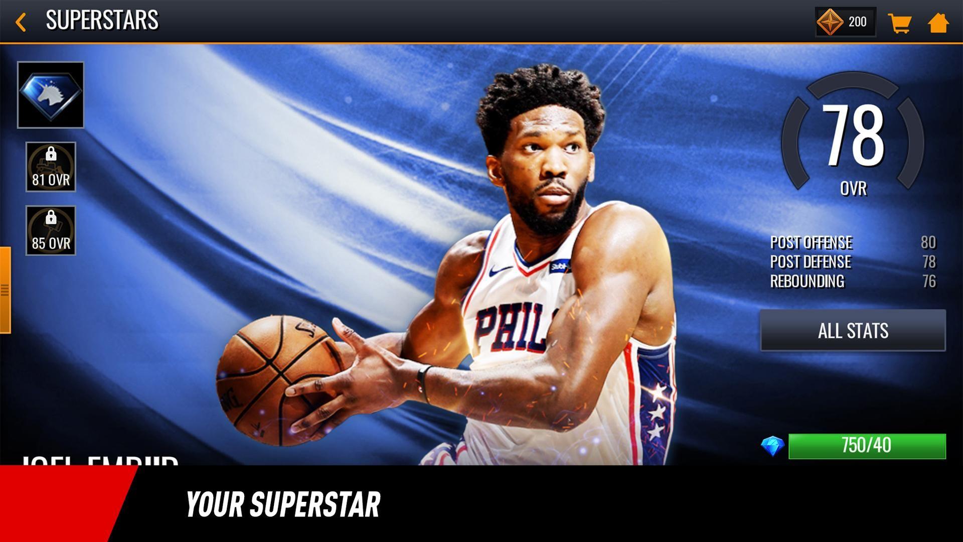 NBA LIVE Mobile(美服) 游戏截图2