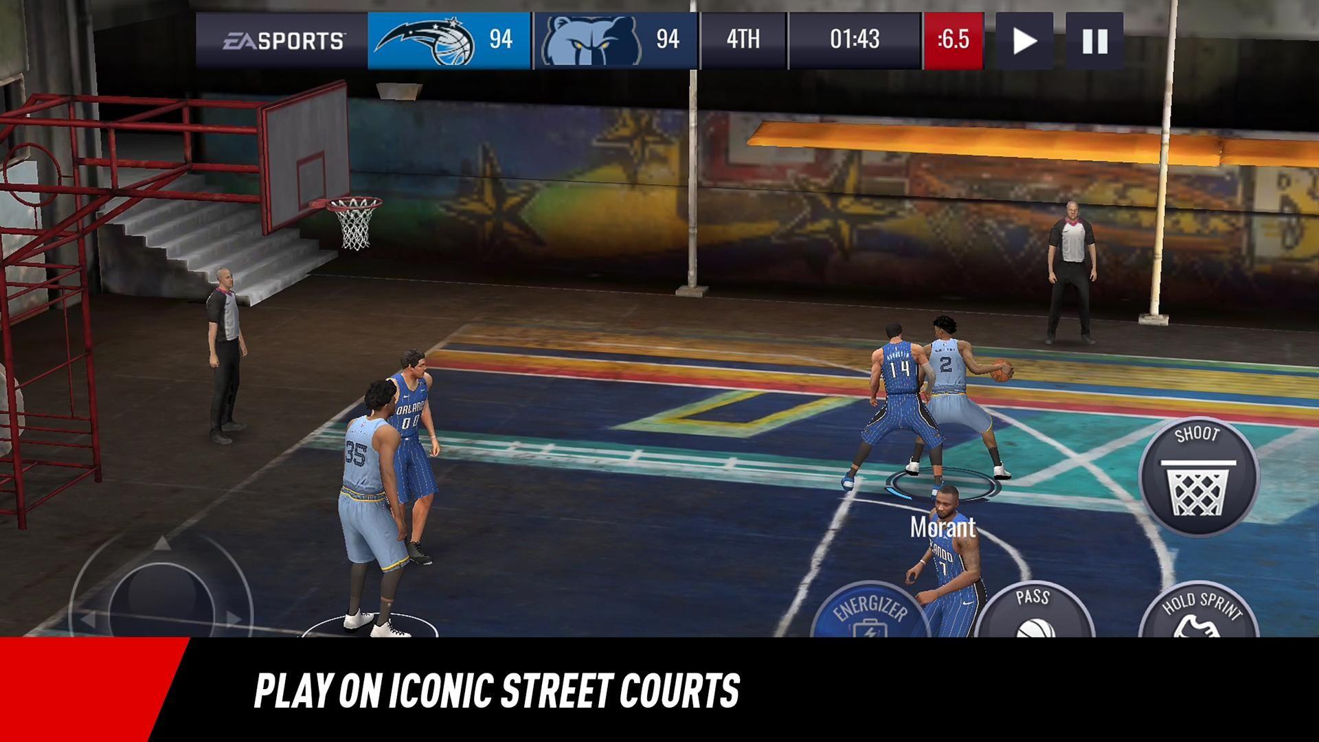 NBA LIVE Mobile(美服) 游戏截图5