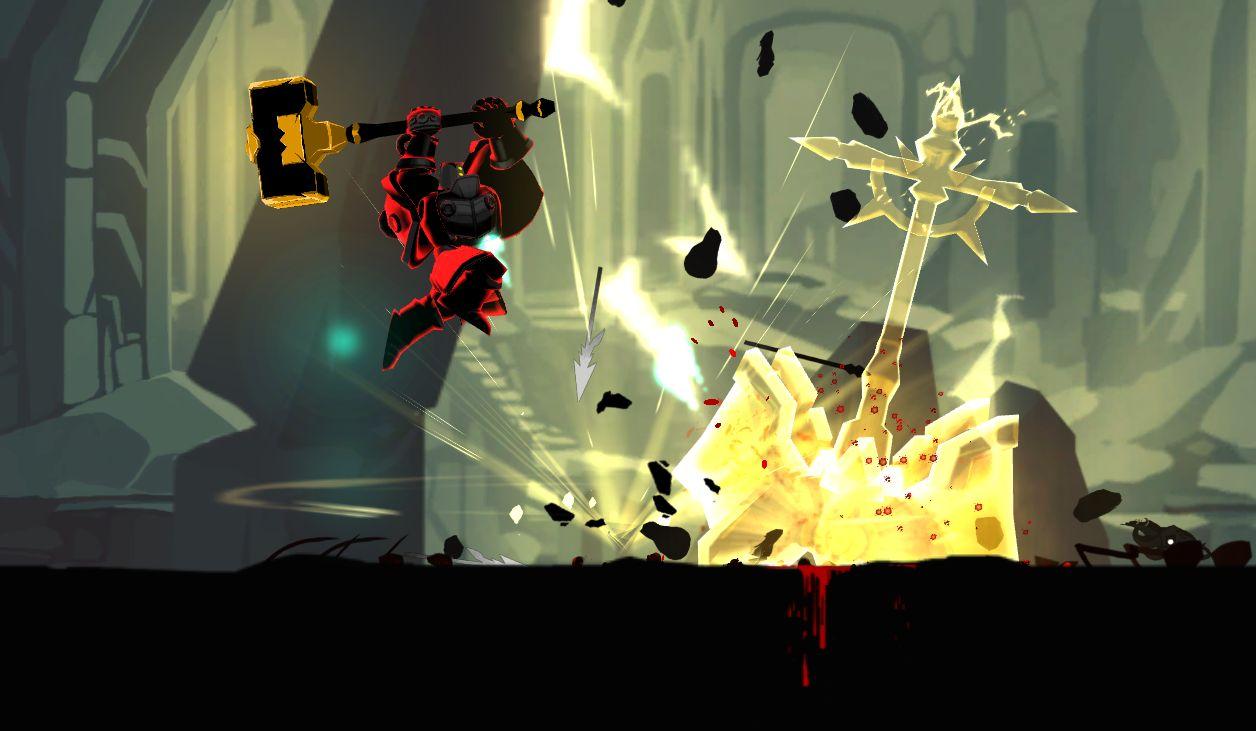 死亡之影:黑暗骑士 游戏截图1