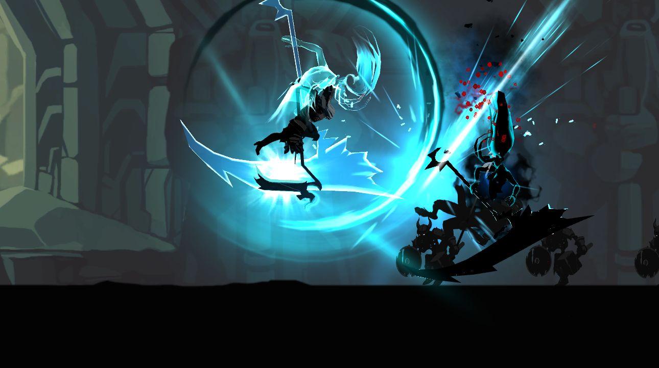 死亡之影:黑暗骑士 游戏截图2