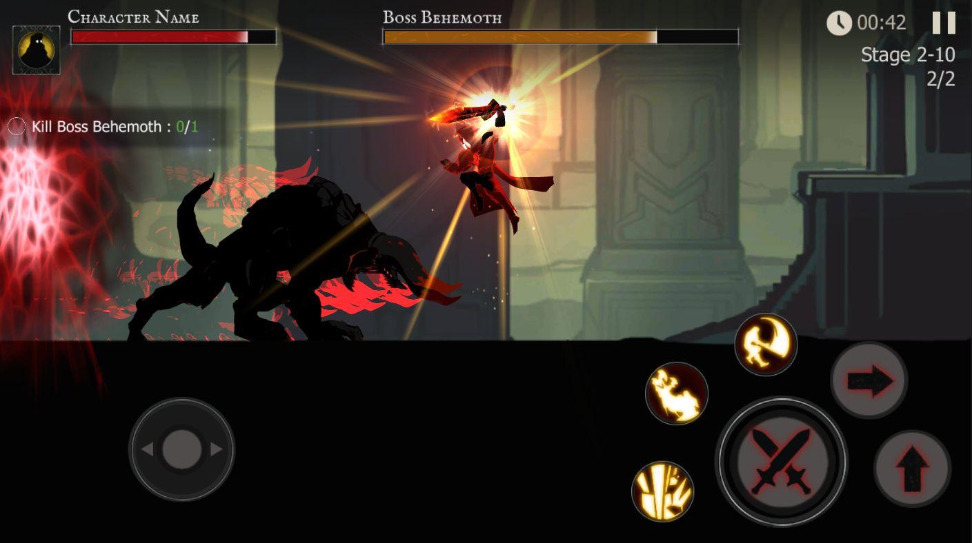 死亡之影:黑暗骑士 游戏截图4
