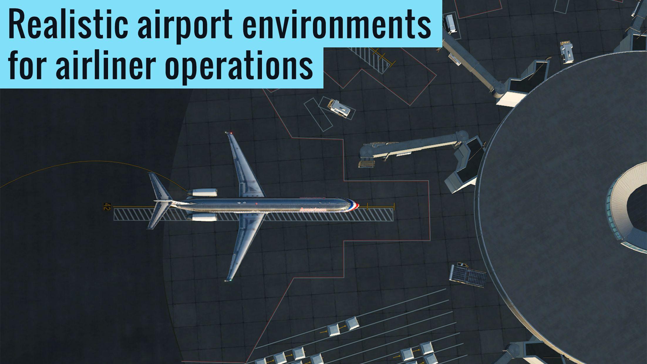 X-Plane 10 Flight Simulator 游戏截图4