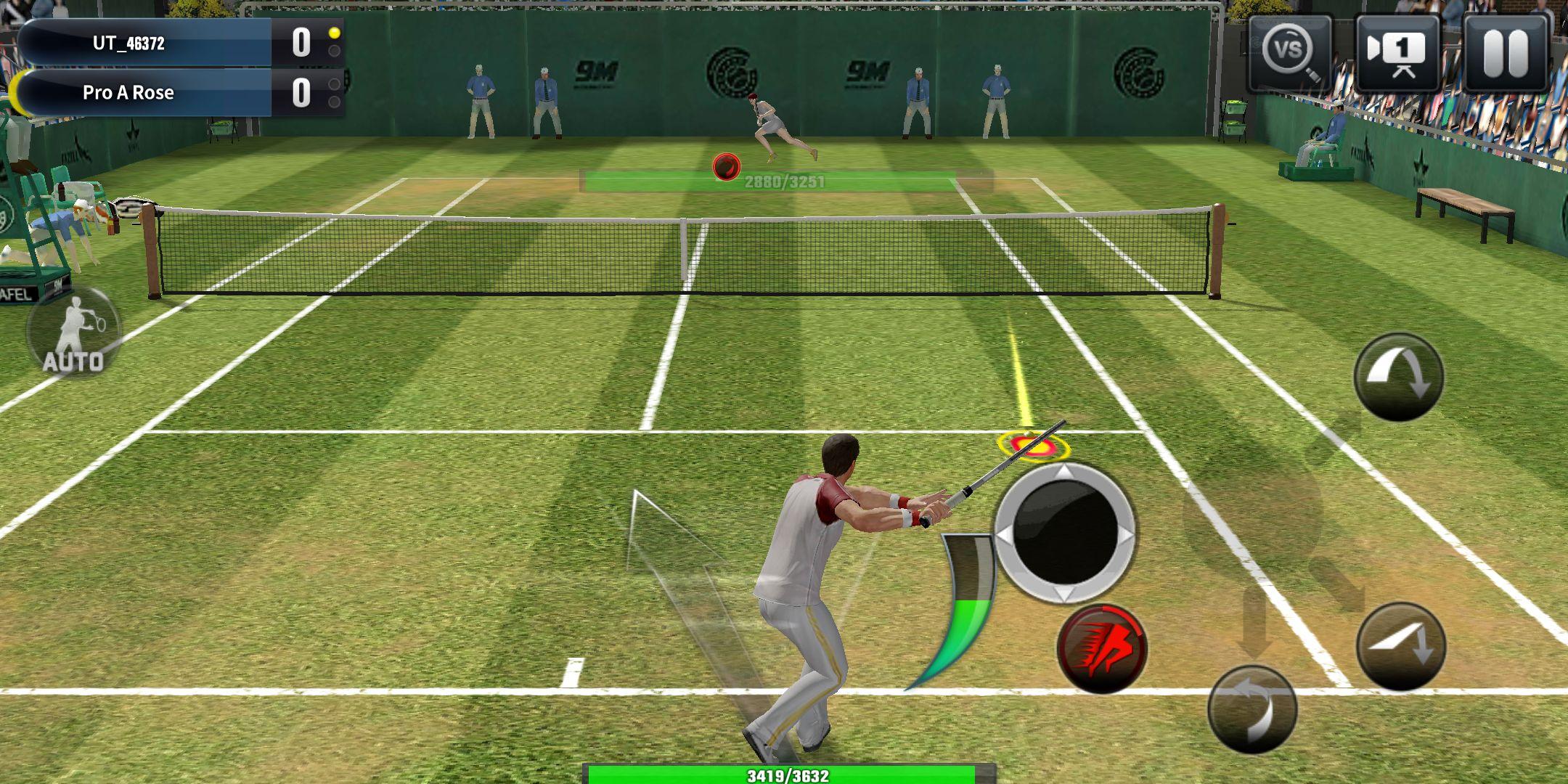 终极网球 游戏截图4