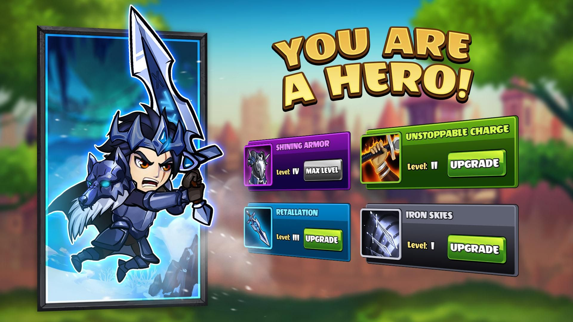 Mighty Party: Clash of Heroes 游戏截图1
