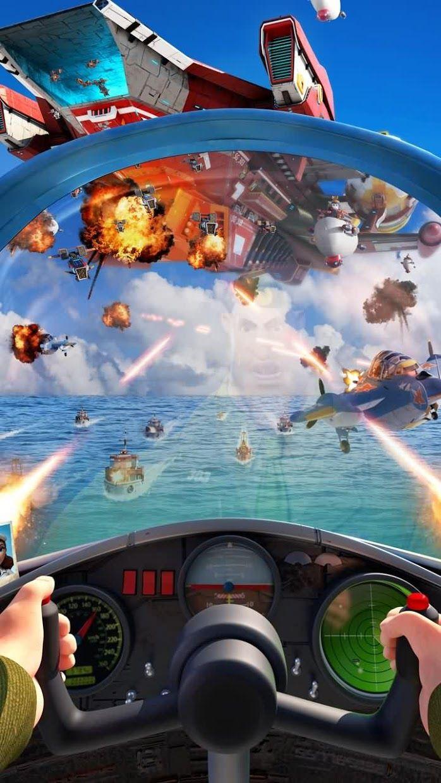 小岛大作战 游戏截图3