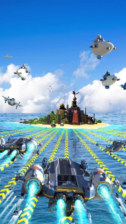 小岛大作战 游戏截图5