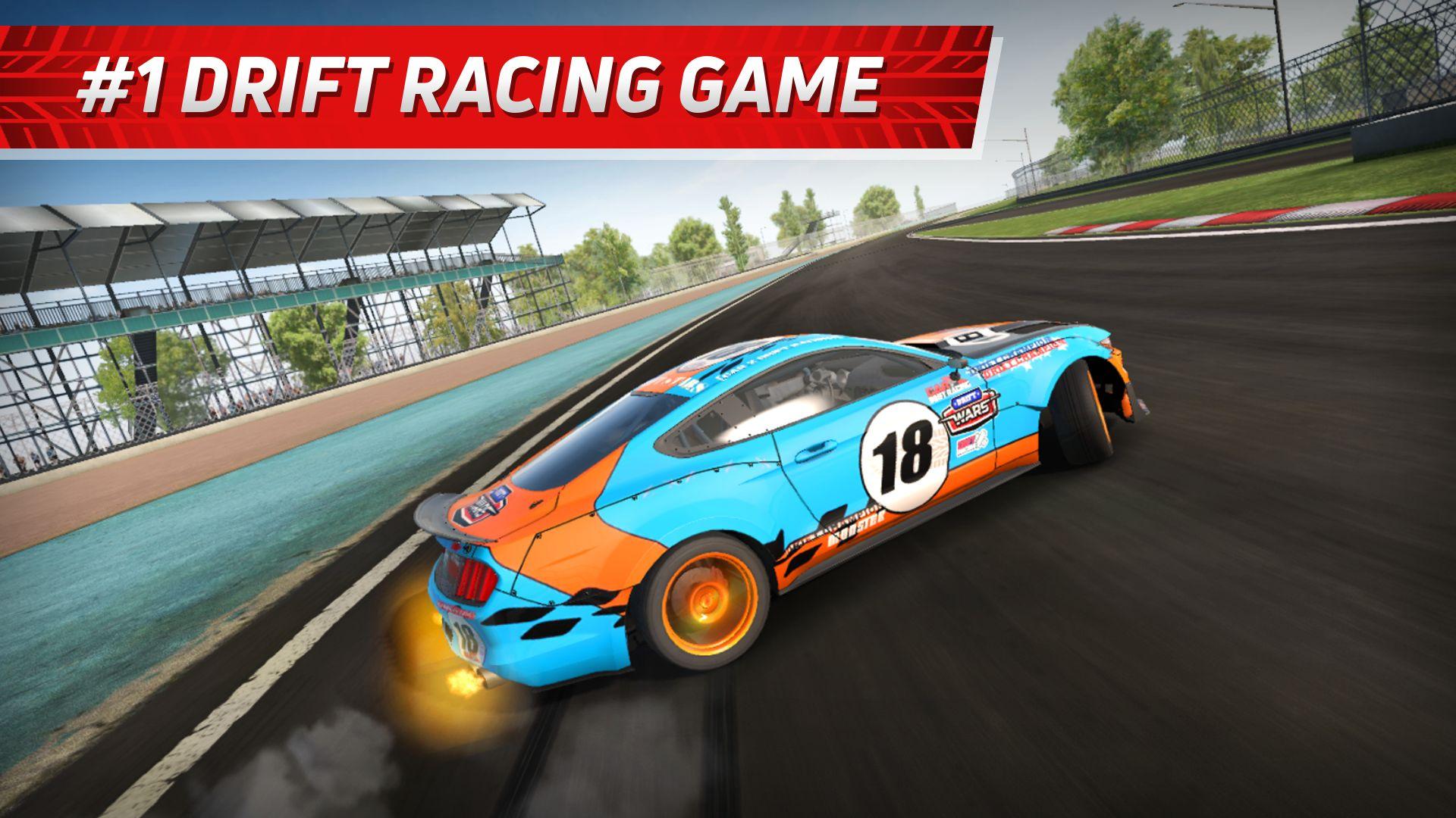 CarX 漂移赛车 游戏截图1