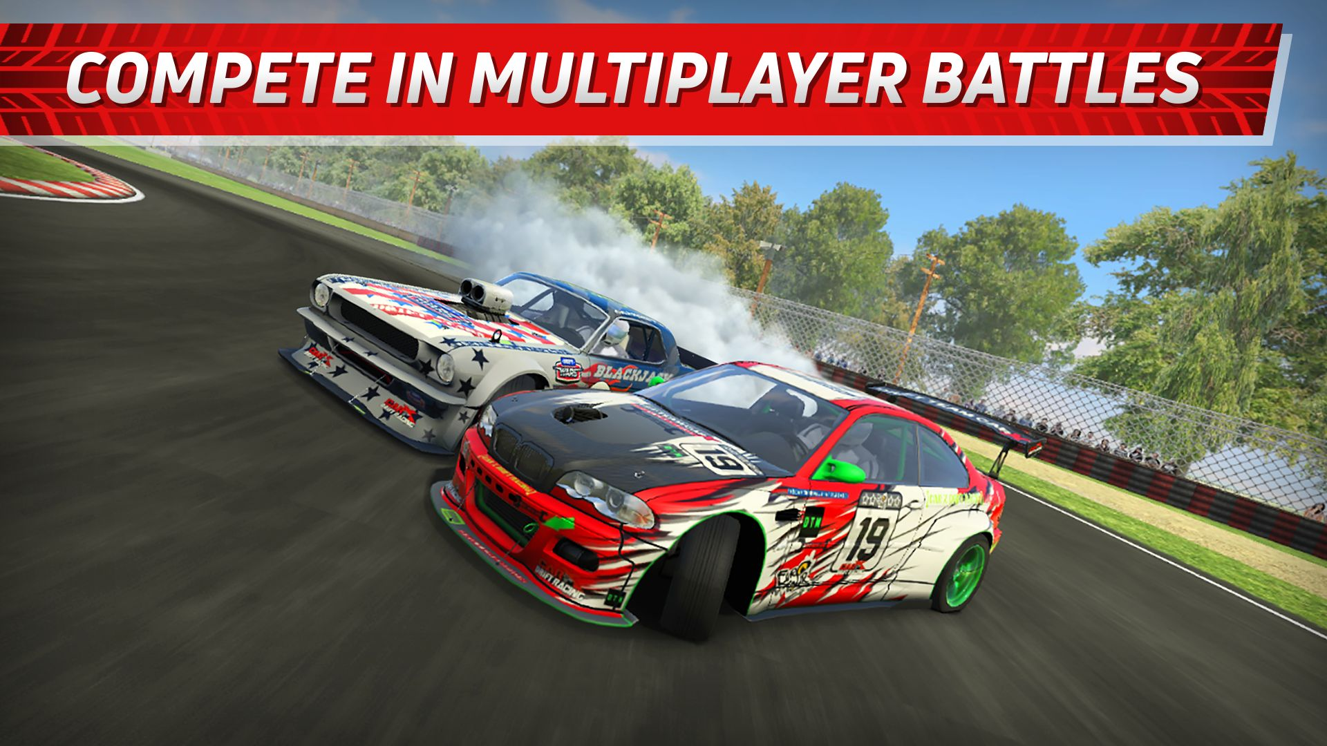 CarX 漂移赛车 游戏截图2