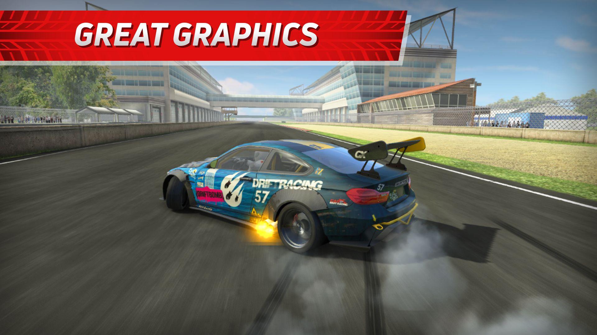 CarX 漂移赛车 游戏截图3