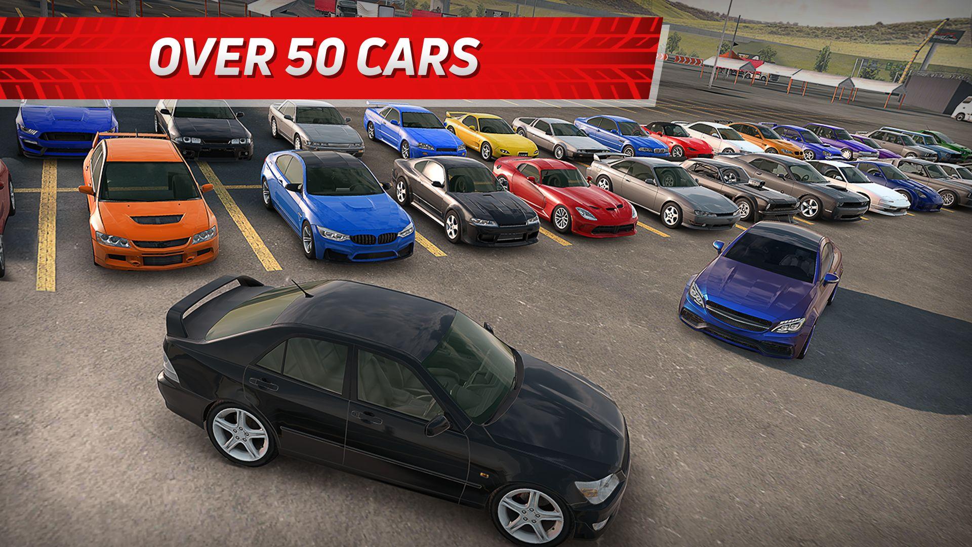 CarX 漂移赛车 游戏截图4
