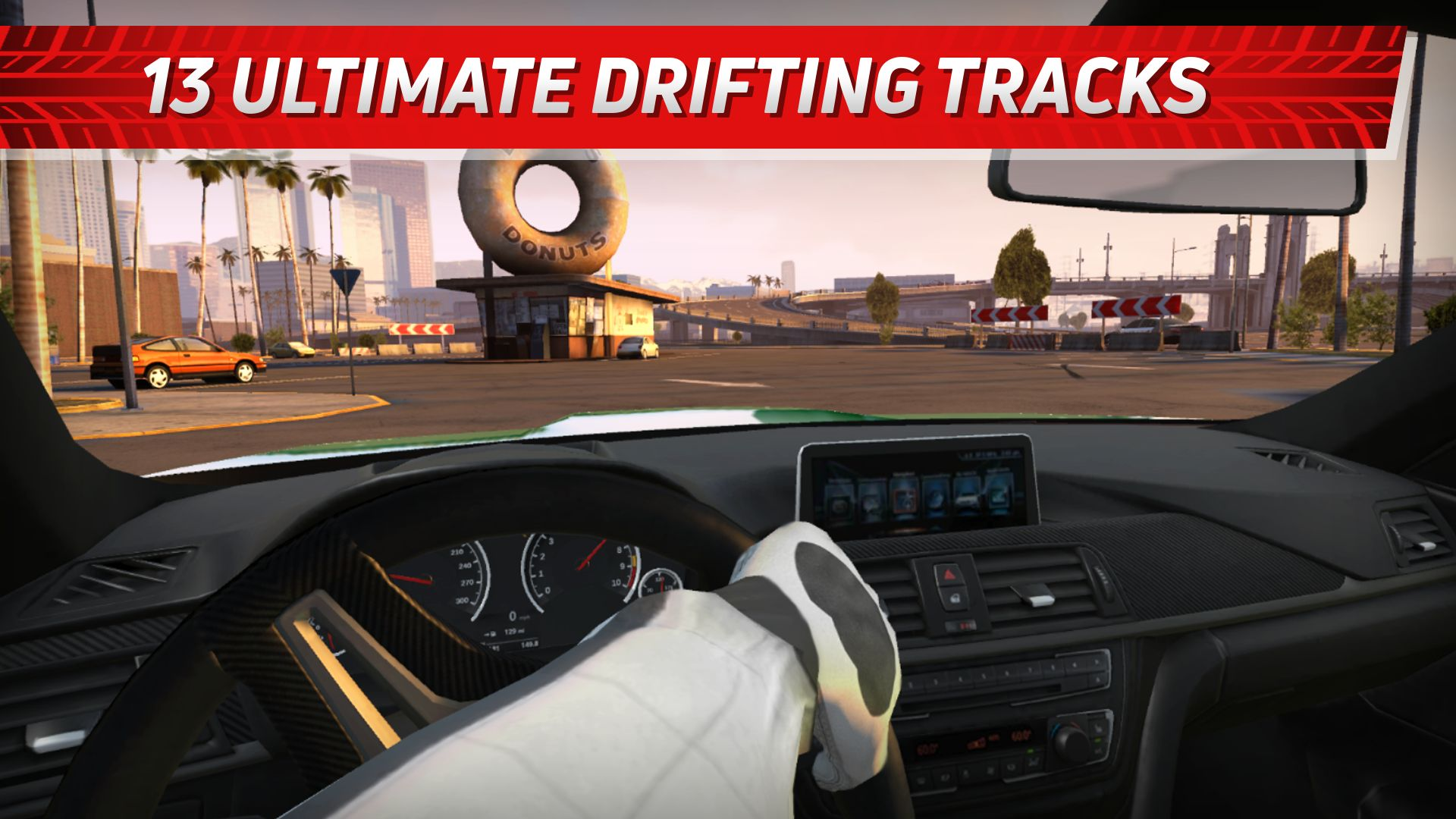 CarX 漂移赛车 游戏截图5