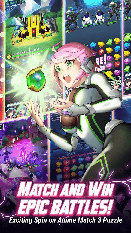 七之紫:转珠RPG 游戏截图4