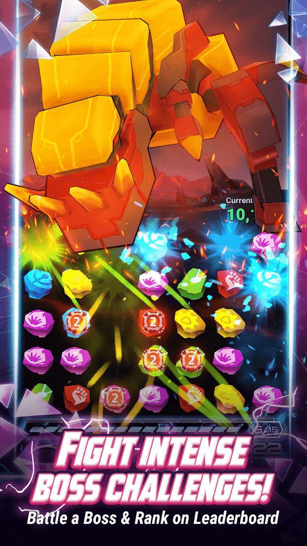 七之紫:转珠RPG 游戏截图5