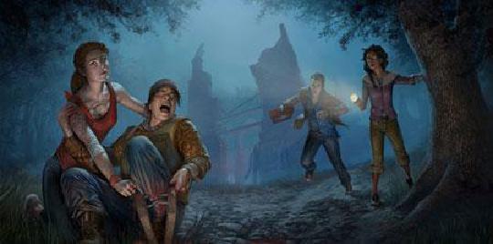 黎明杀机诅咒是什么,这个游戏中的诅咒是指什么东西