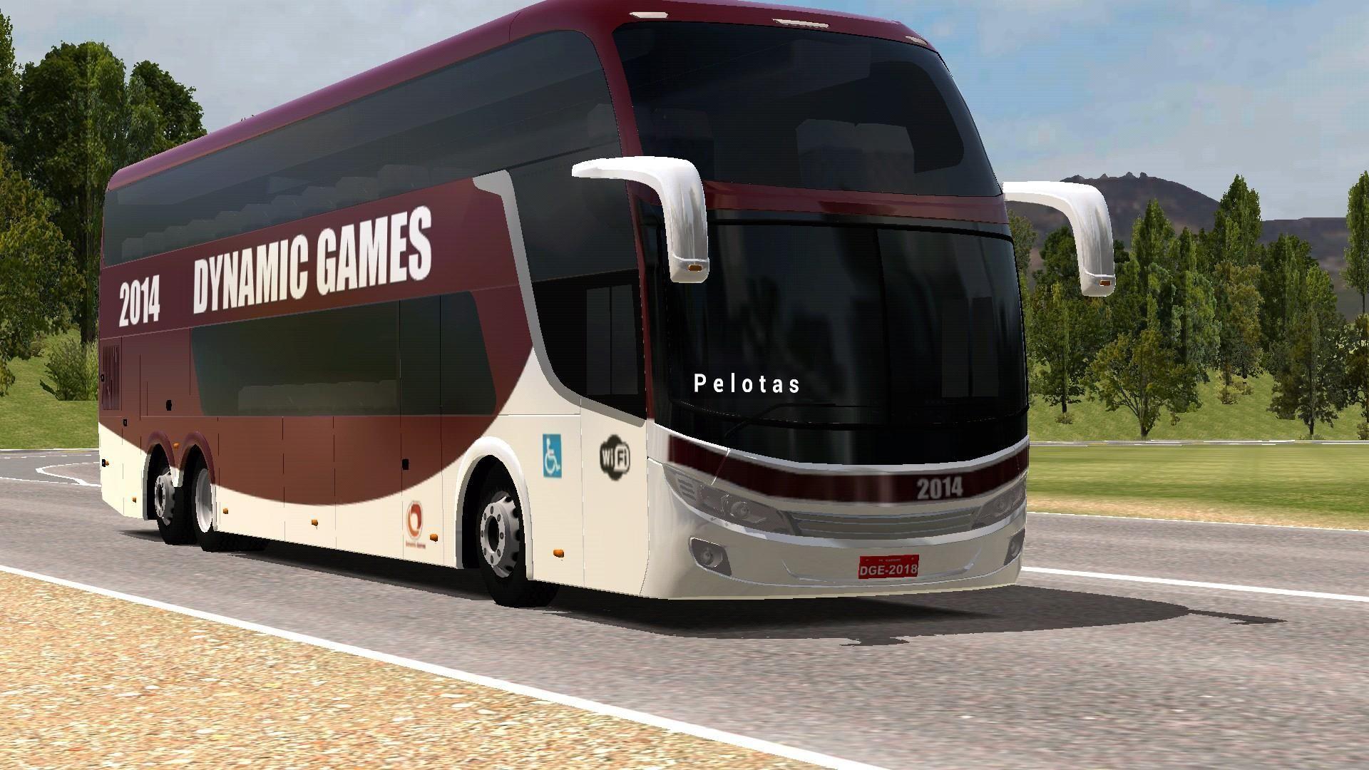 World Bus Driving Simulator 游戏截图2