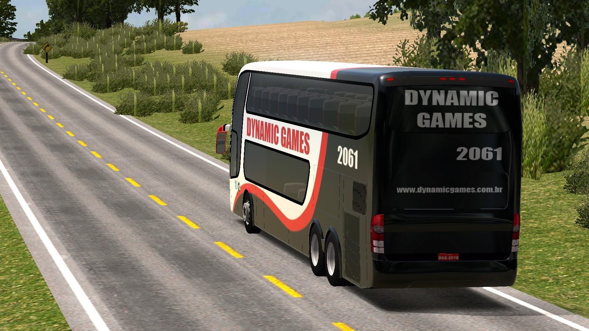 World Bus Driving Simulator 游戏截图3