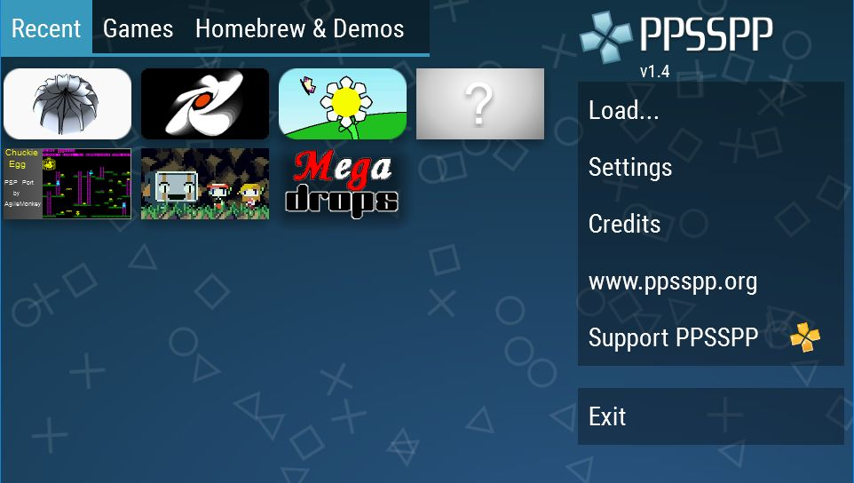 PPSSPP - PSP emulator 游戏截图1