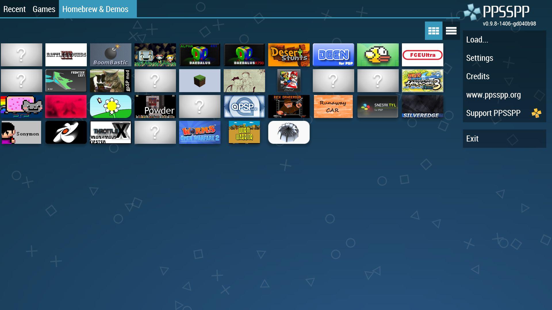 PPSSPP - PSP emulator 游戏截图2