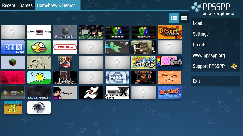 PPSSPP - PSP emulator 游戏截图3
