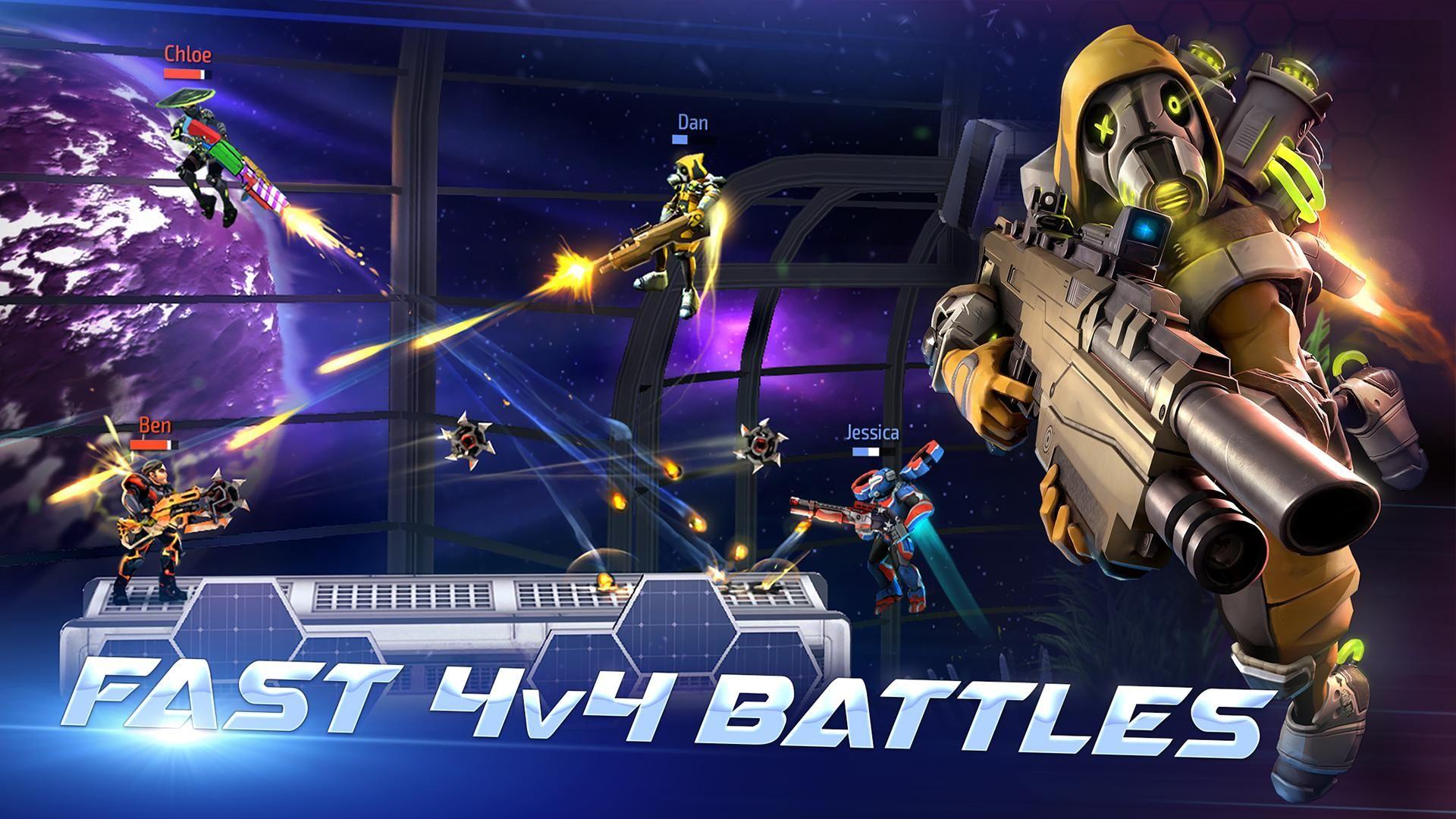 Armajet 游戏截图1