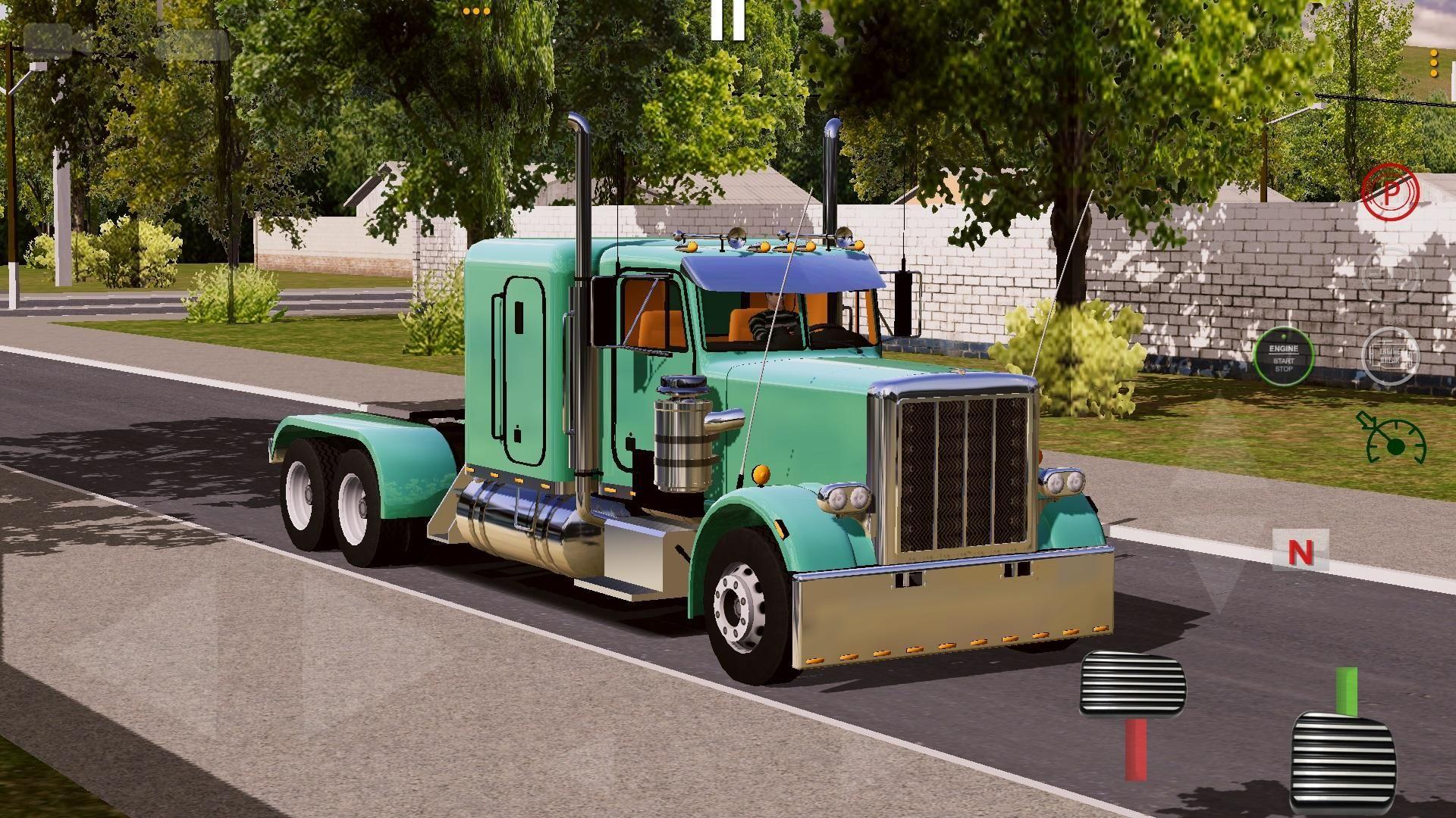 World Truck Driving Simulator 游戏截图1