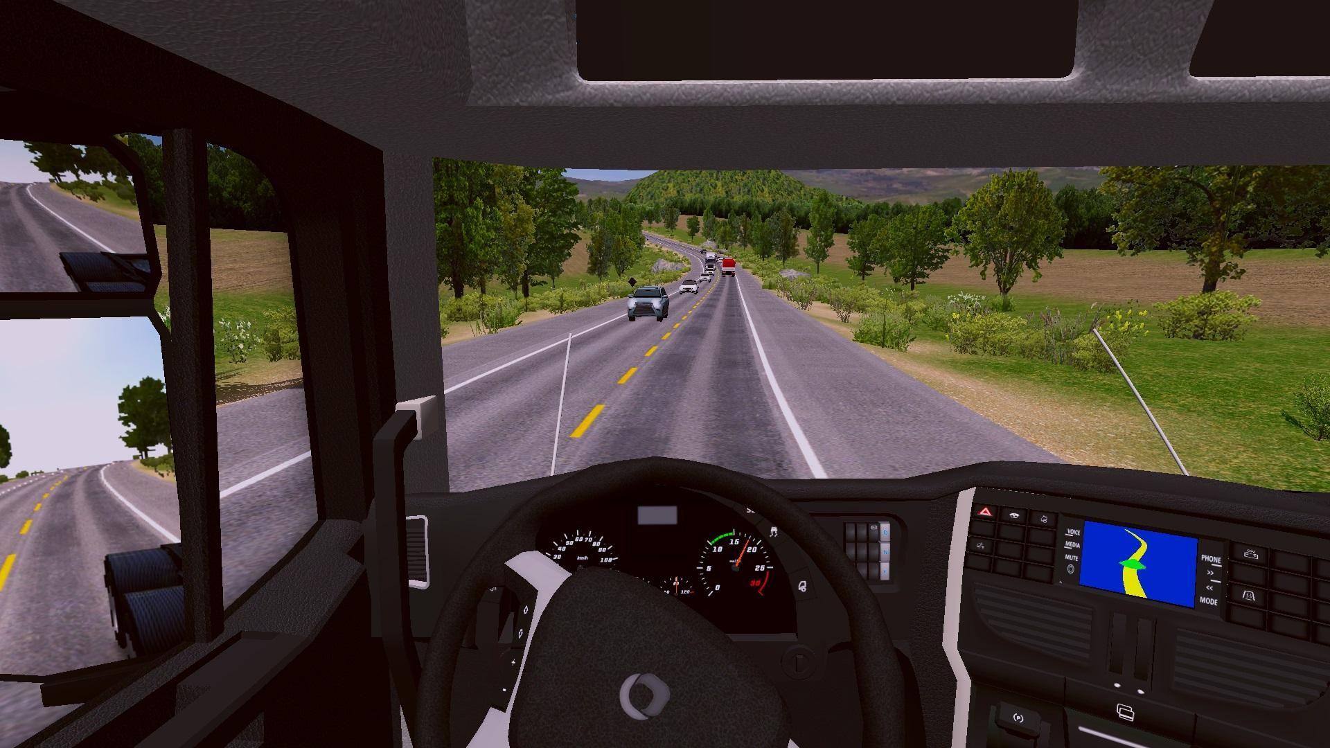 World Truck Driving Simulator 游戏截图3