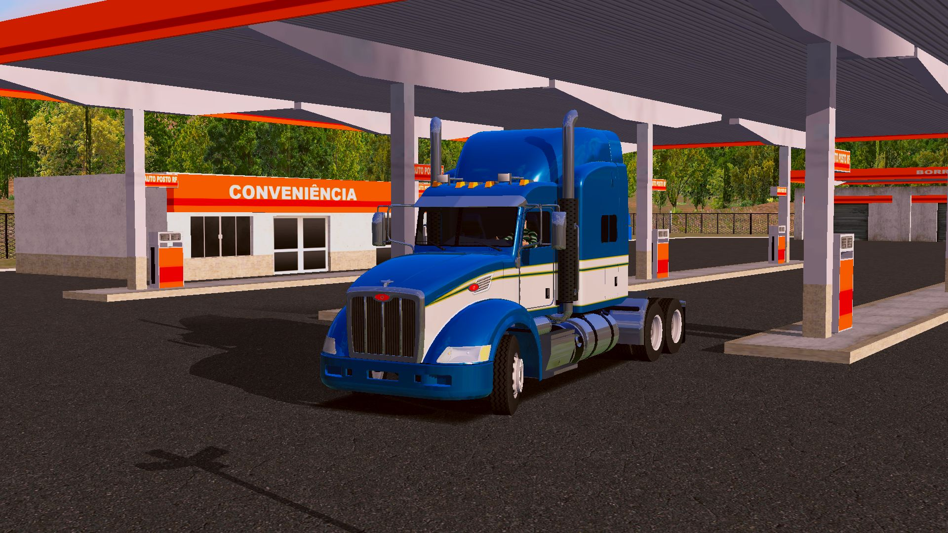 World Truck Driving Simulator 游戏截图5
