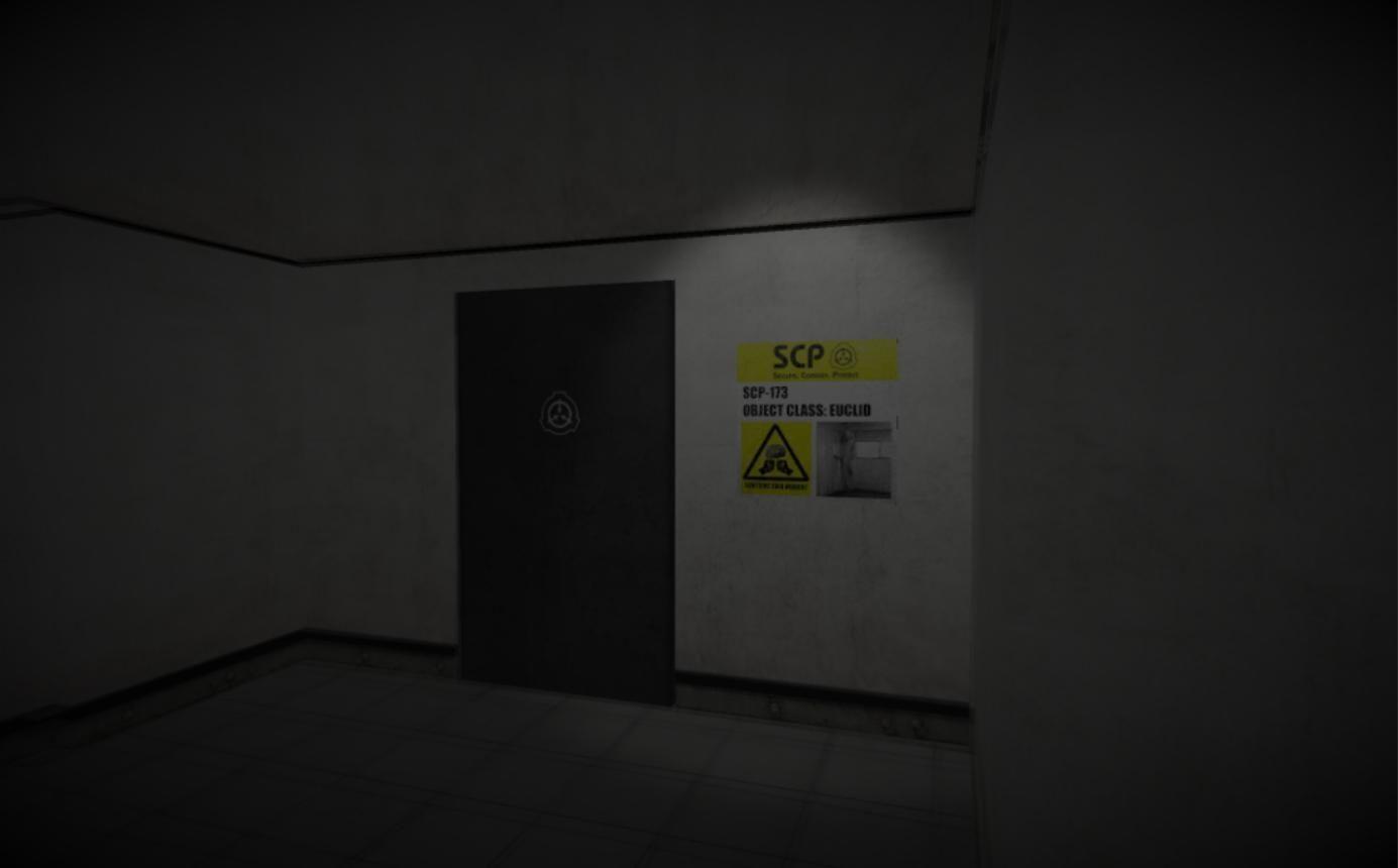 SCP: Chamberz 游戏截图3