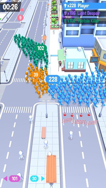 拥挤城市! 游戏截图1