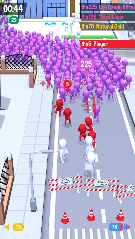 拥挤城市! 游戏截图2