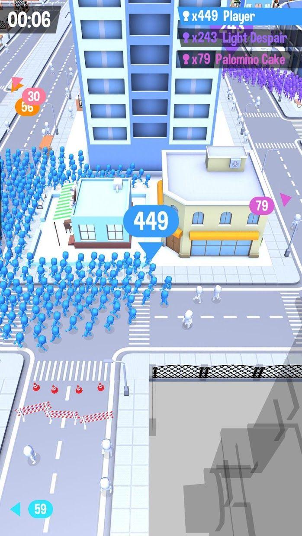 拥挤城市! 游戏截图4