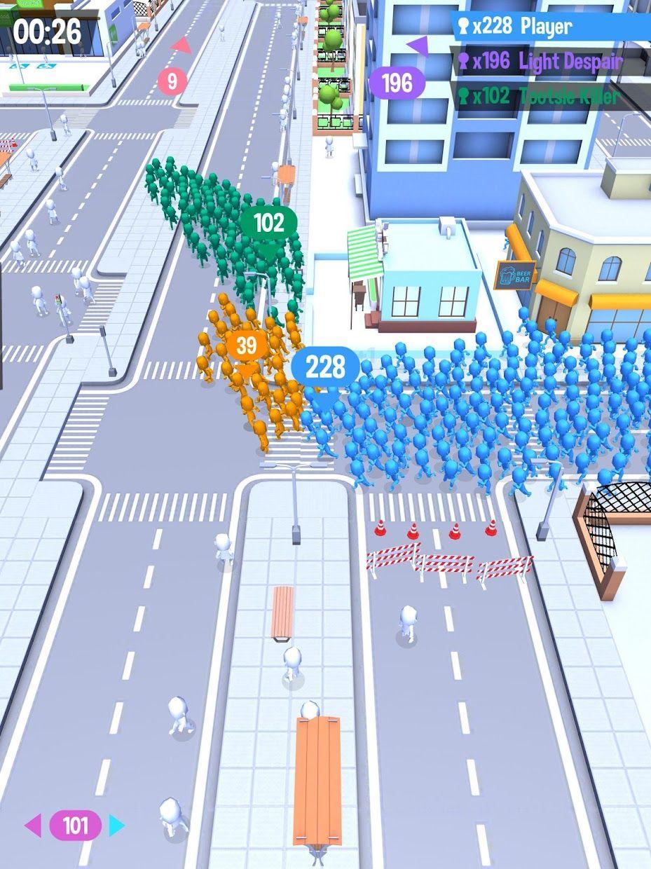 拥挤城市! 游戏截图5