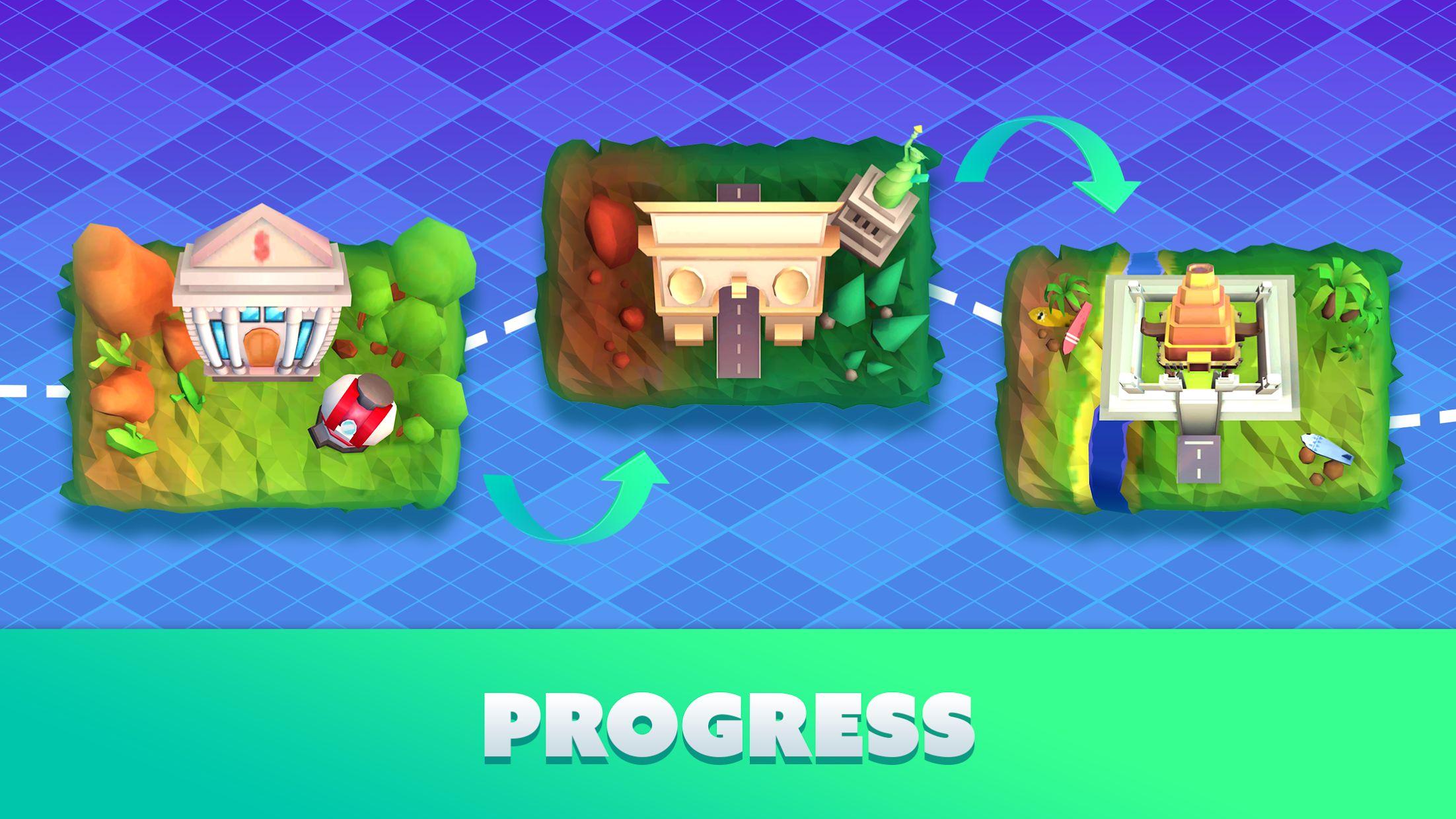 炒作城市 游戏截图3