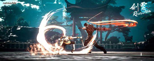 剑灵: 革命(台服),极致还原《剑灵》恢弘的武侠世界 图片9
