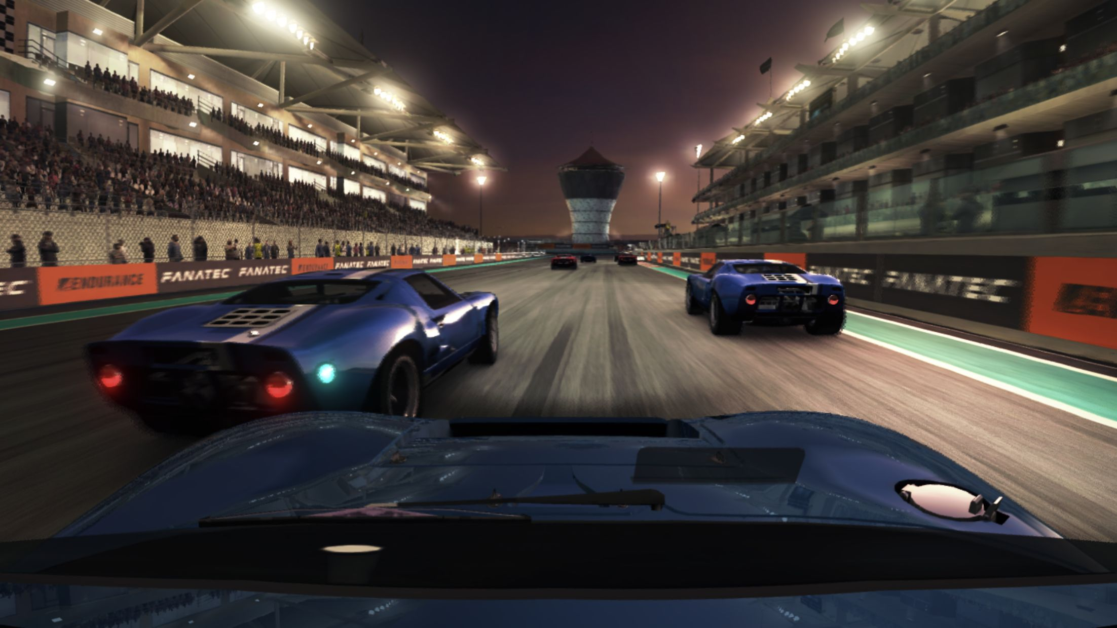 GRID™ Autosport - 线上多人测试 游戏截图4