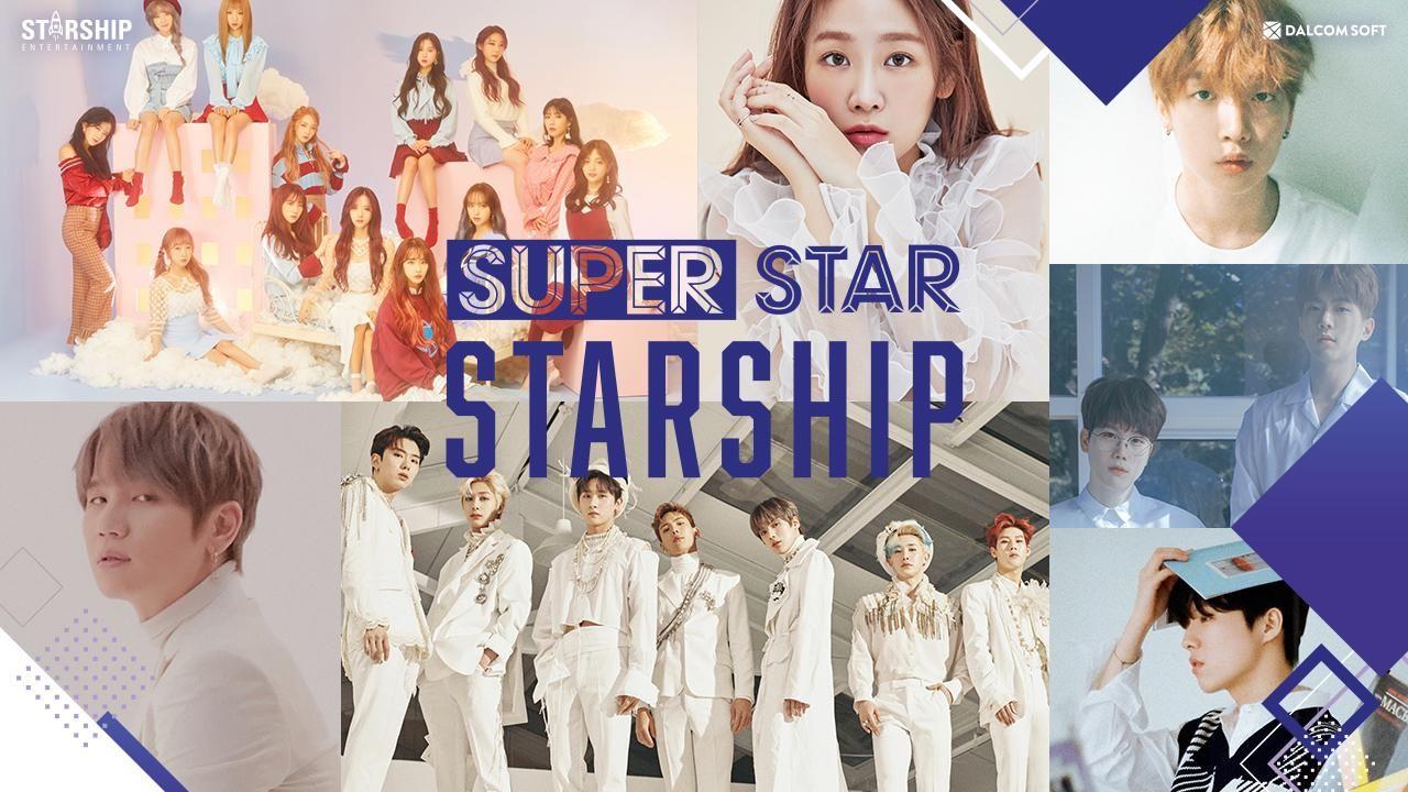 SuperStar STARSHIP 游戏截图1