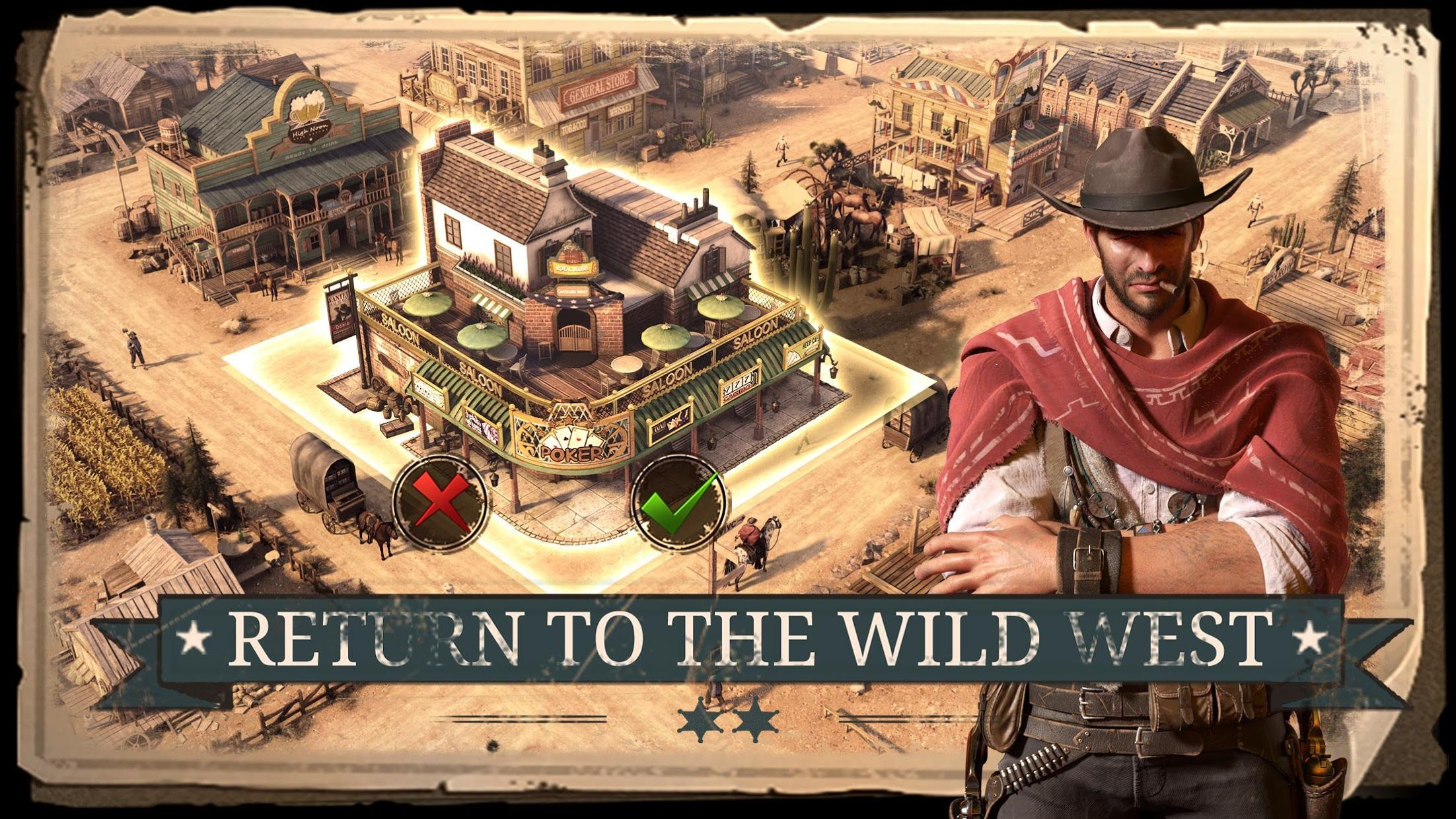 Frontier Justice-重返狂野西部! 游戏截图1